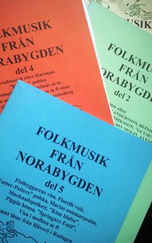 Bild: Folkmusik från norabygden del 5